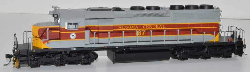 Bowser HO GMD SD40-2 w/ DCC+Sound Algoma Central ACR
