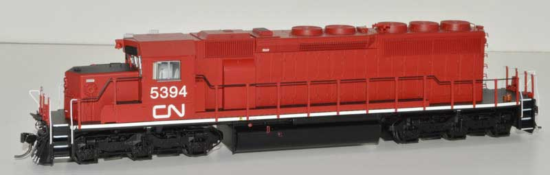 Bowser HO GMD SD40-2 w/ DCC+Sound Canadian National ex Ontario Hydro