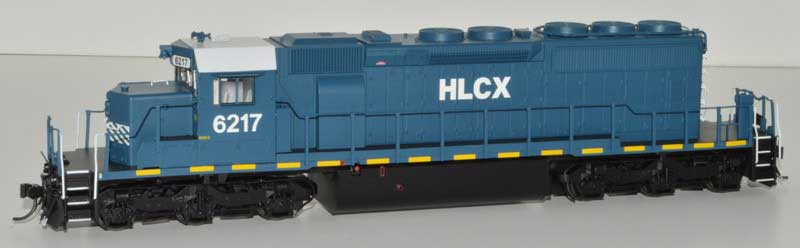 Bowser HO GMD SD40-2 w/ DCC+Sound HLCX