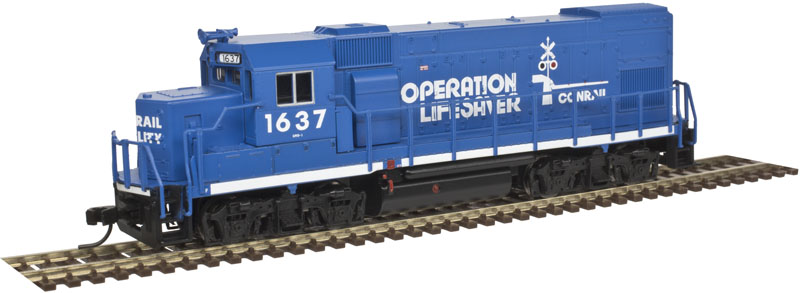 GP15-1 Conrail Operation Lifesaver