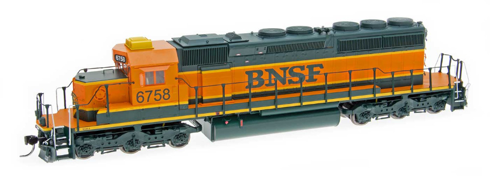 Intermountain HO SD40-2 BNSF