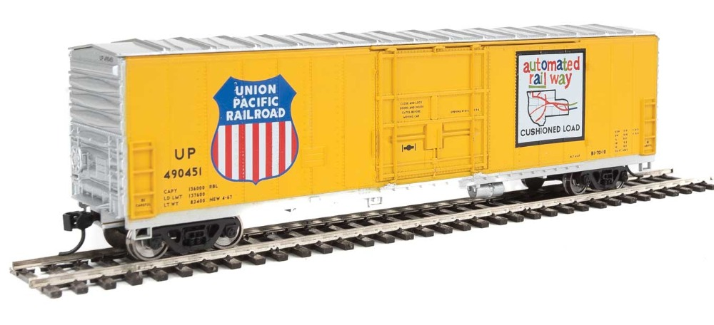 FGE Insulated boxcar Union Pacific