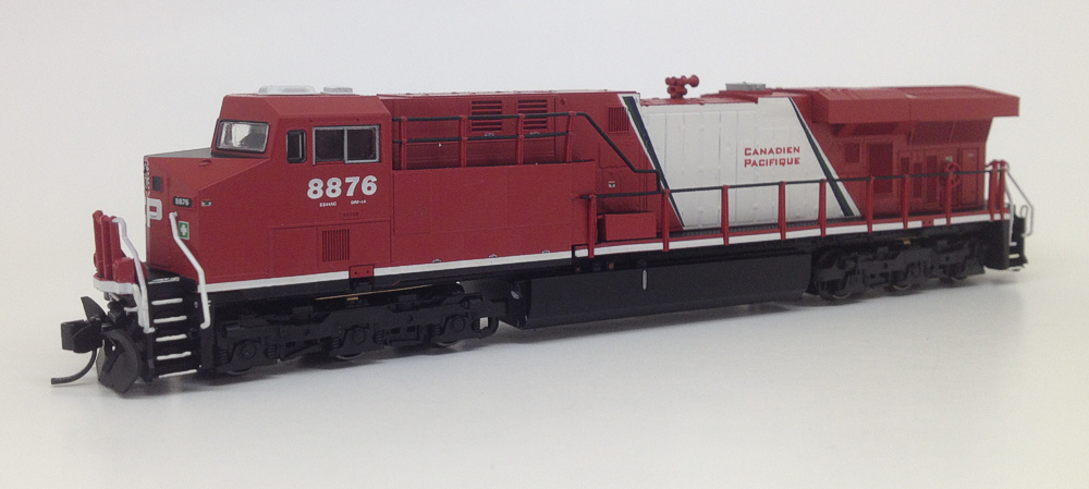 N Scale GEVO CP Ex Olympic Set